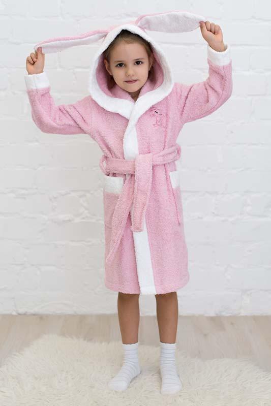 Зайчики розовый+белый