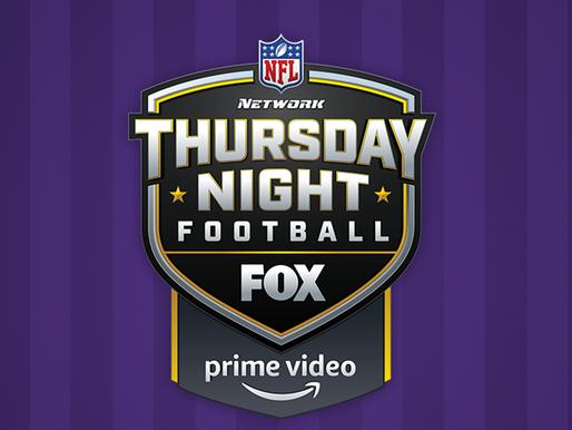 Amazon obtiene los derechos exclusivos de Thursday Night Football
