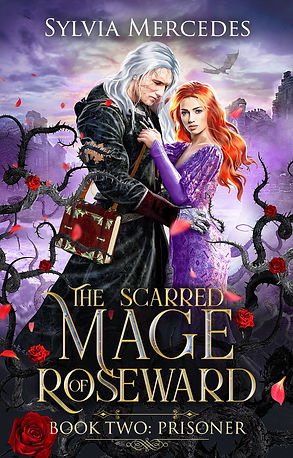 The Scarred Mage Roseward e book two.jpg