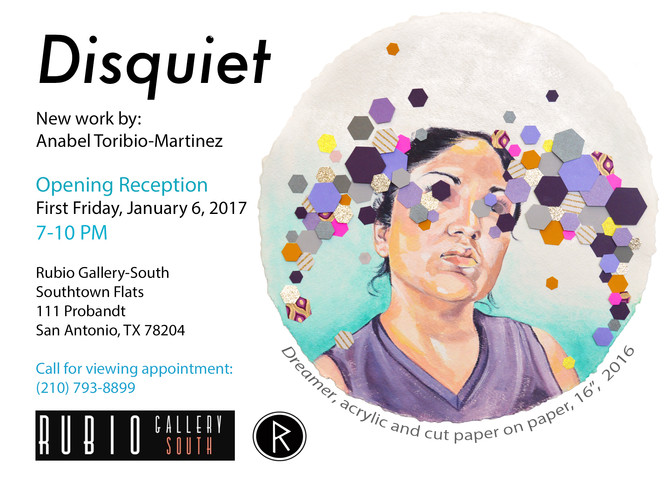 Upcoming Exhibition: January 6th