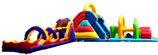 inflatable obstacle course in leesville la