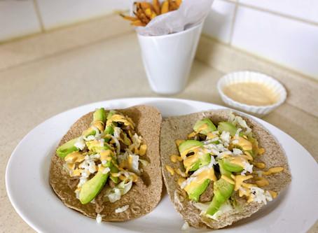 Healthy Steak Tacos