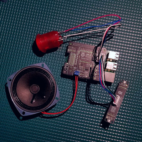 DIY Smart Home Speaker