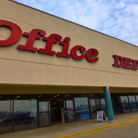 Office Depot/Max Caught Claiming New PC's have malware