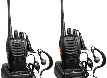 Arcshell Walkie-Talkies