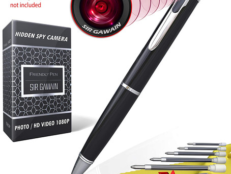 Hidden Spy Camera Pen