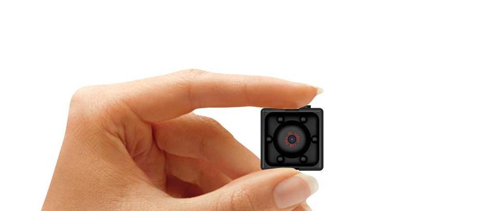 Tiny Spy Camera With Night Vision