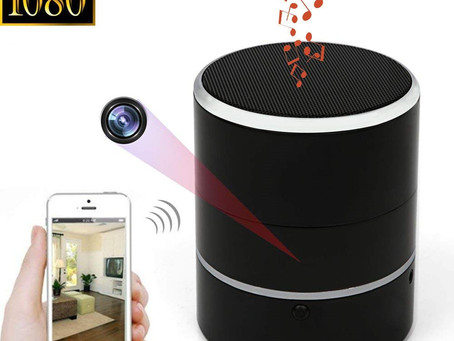 WNAT Spy Camera (Bluetooth Speakers)