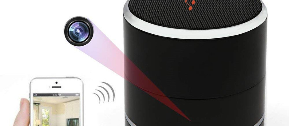 WNAT Spy Camera (Bluetooth Speakers)