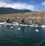 Rowing Emigrant Lake