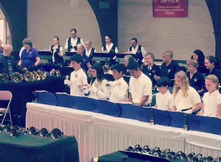 Redding Bell Choir Festival