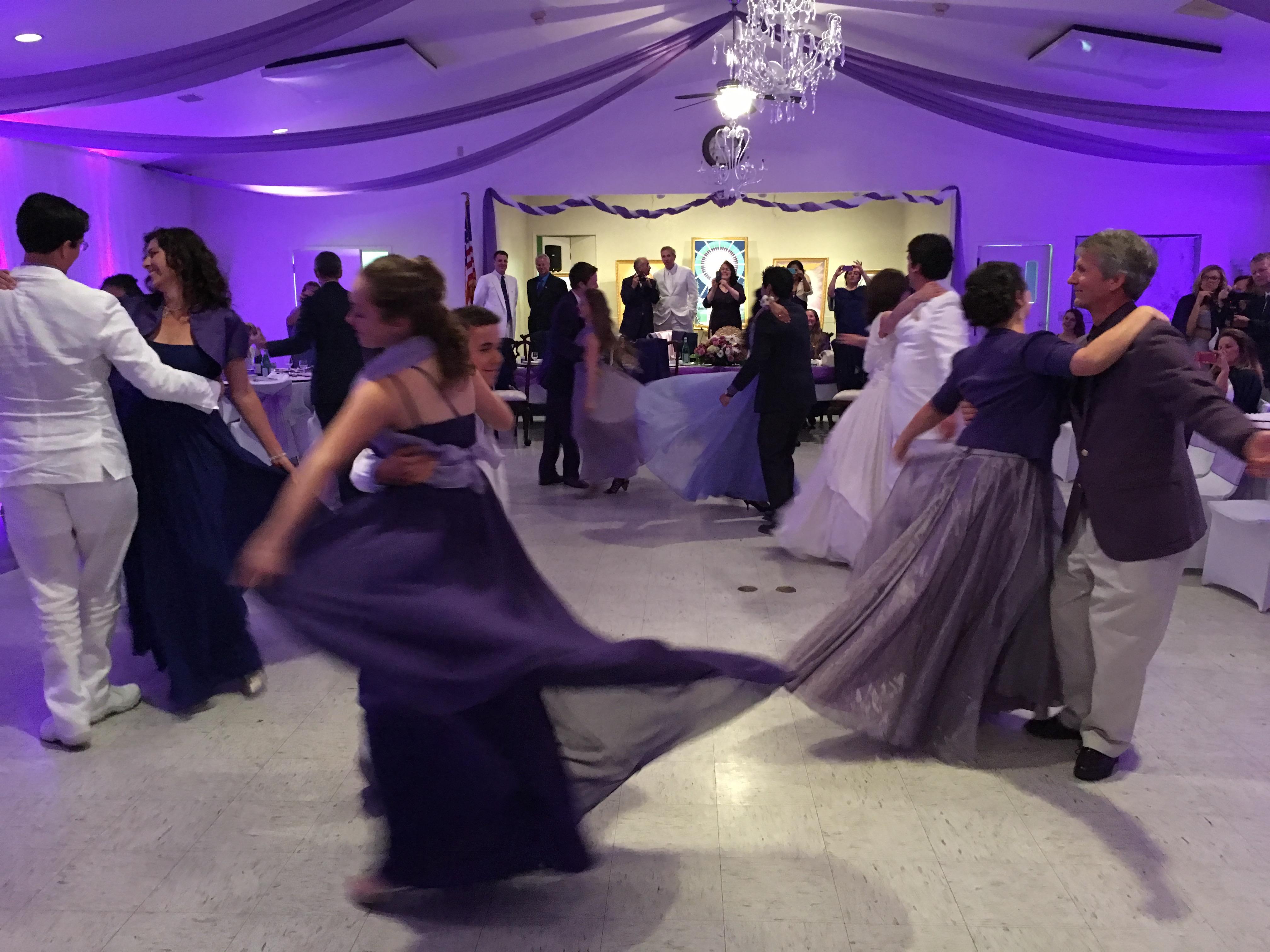 Violet ballroom 2