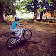 School Bike & Running Trail