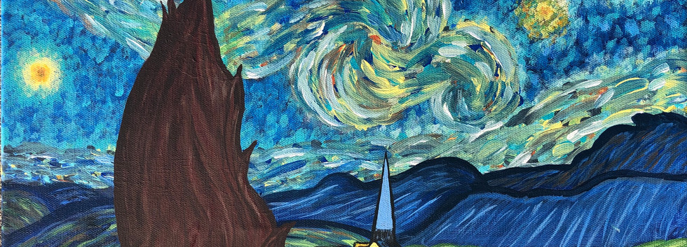 """Starry Night"""