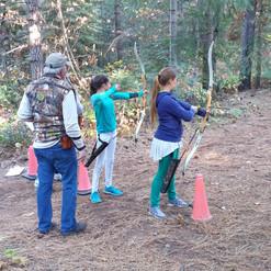 Archery Lake Siskiyou Archery Club