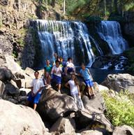 McCloud Falls hike