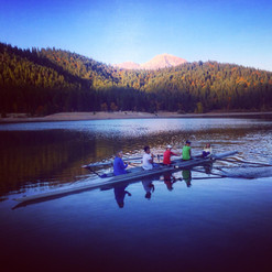 Rowing Lake Siskiyou