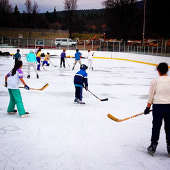 Ice Hockey Shastina Park