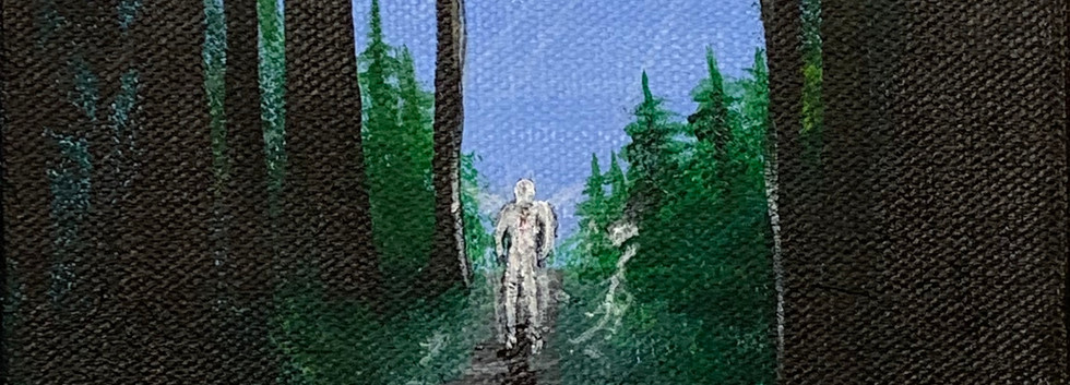 """The Man in the Forest"""