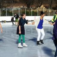 Ice Skating Shastice Park