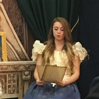 Marquis de Lafayette play