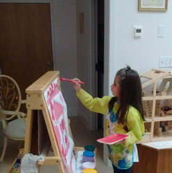 Kindy Art painting
