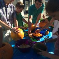 Pumpkin Carving Harvest Festival