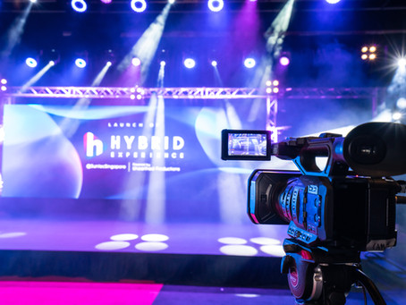 The Hybrid Experience at Suntec
