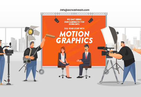 Motion Graphics and Content Creation