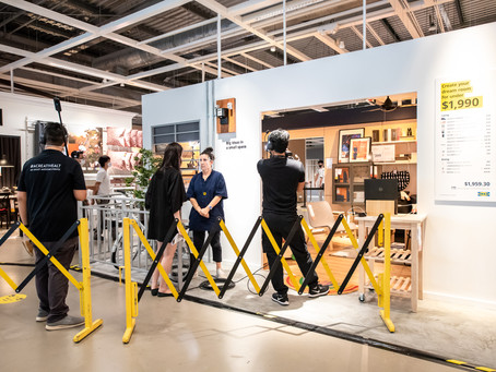 First ever LIVE stream IKEA catalogue launch!