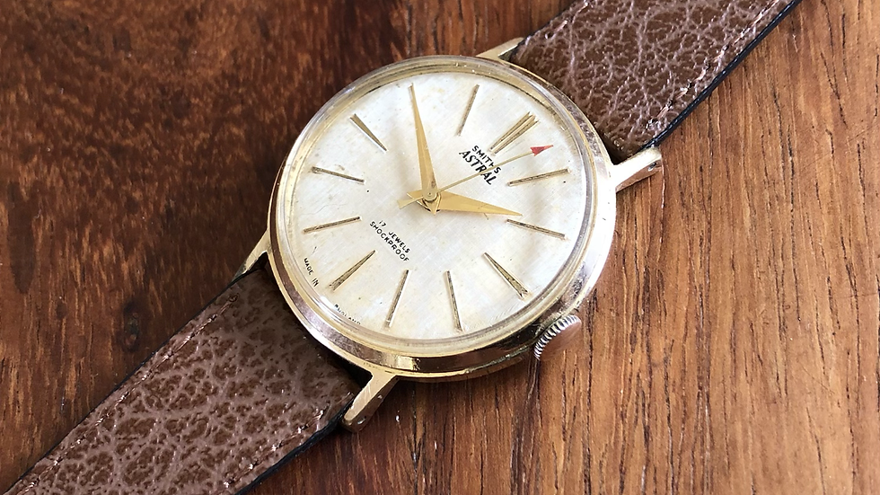Smiths Astral 1962 Watch