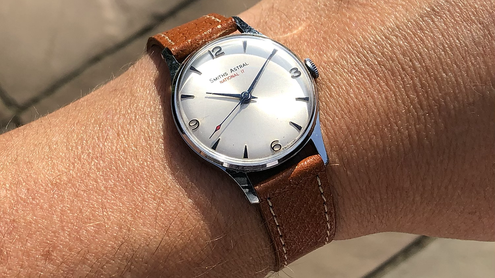 Smiths Astral National 17 Watch