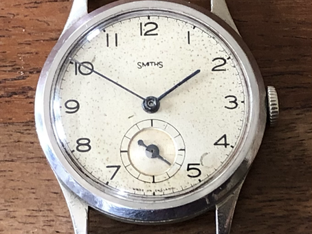 1946 Smiths in an Omega Case?