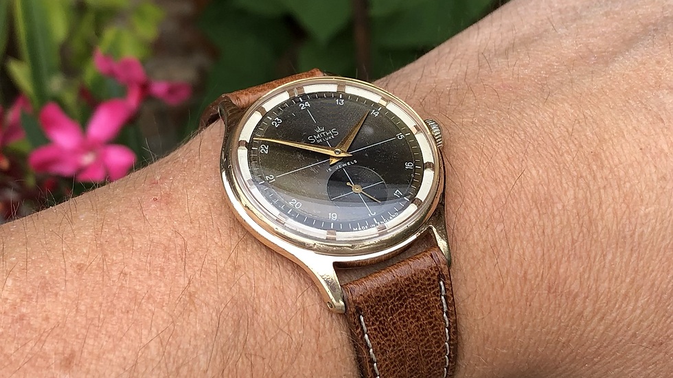 Smiths Deluxe 1956 A420 Everest Range 'Engineers' Watch