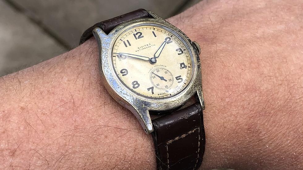 Civitas 1940s Military Style Watch