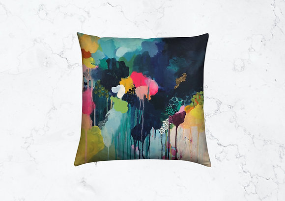 Velvet Cushion, Believe