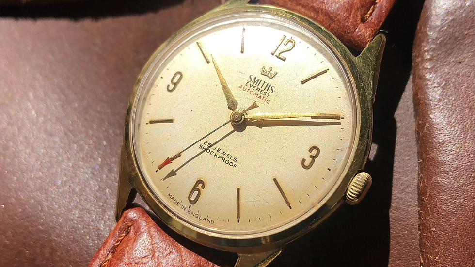 Smiths 1963 Everest Automatic Watch