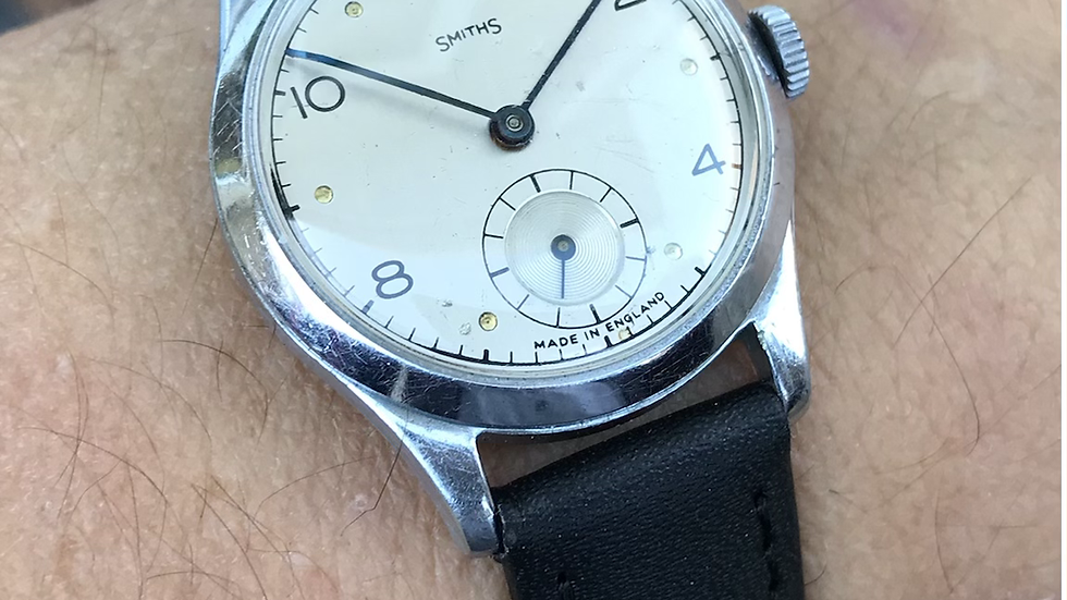 Smiths 1949 pre-Deluxe Watch