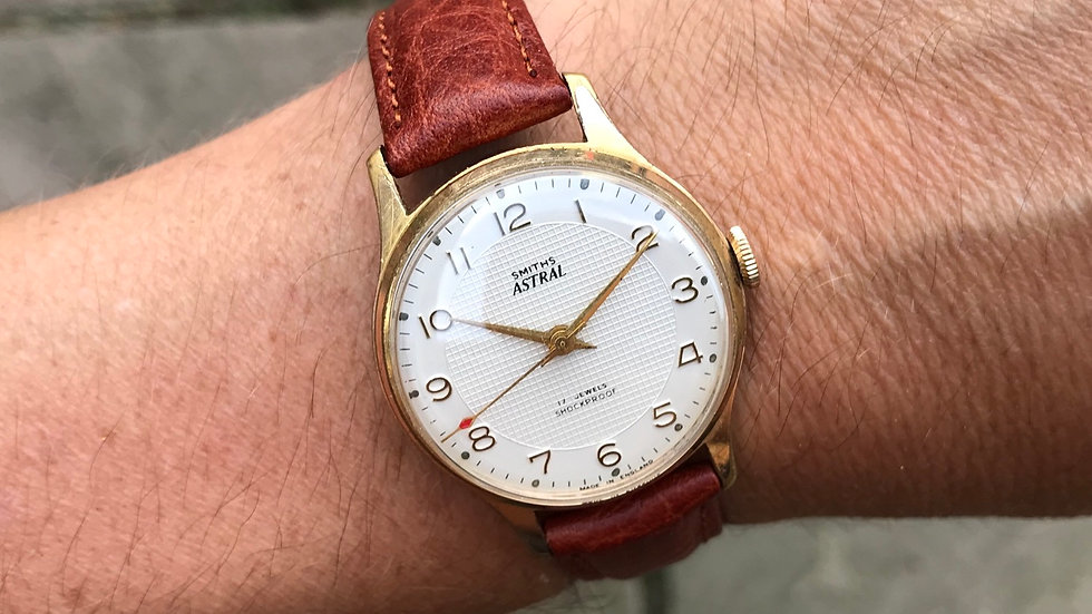 Smiths Astral 1960 Watch