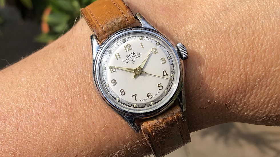 Oris 1950s Watch
