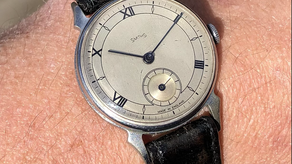 Smiths Pre-Deluxe 1948 RG0405 Watch