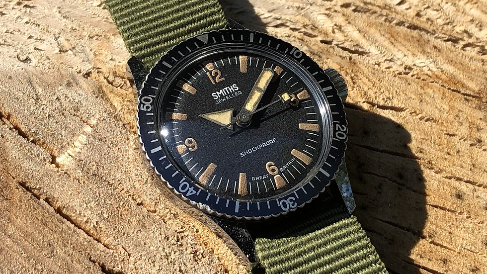 Smiths Divers WB.4103 1969 Watch