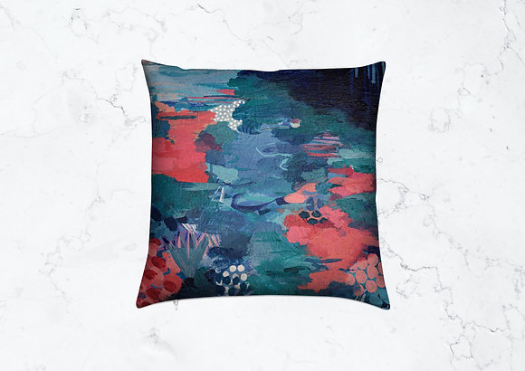 Velvet Cushion, Hubbub