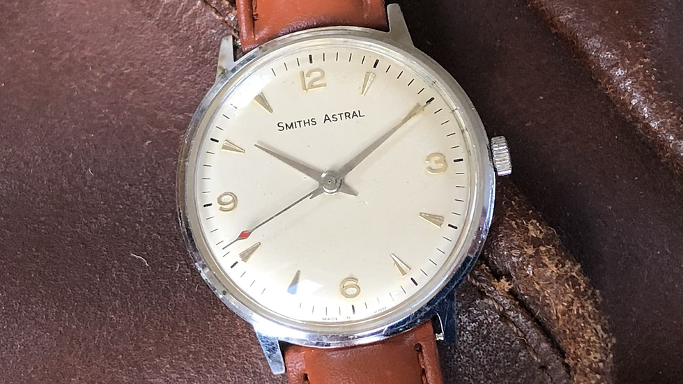 Smiths Astral 1968 Watch