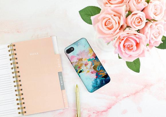 Finding Life's Joy - iPhone Case