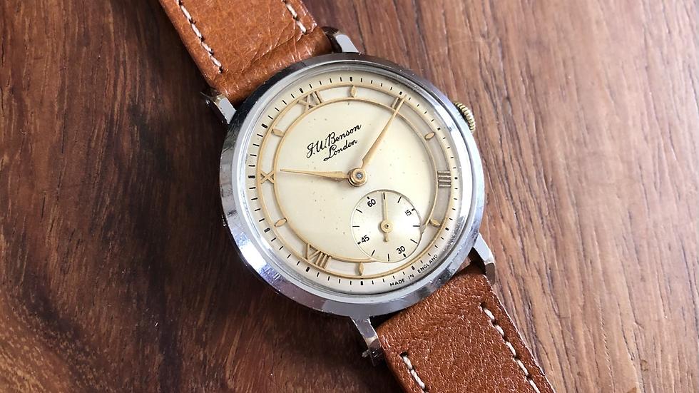 J W Benson/Smiths 1954 Watch