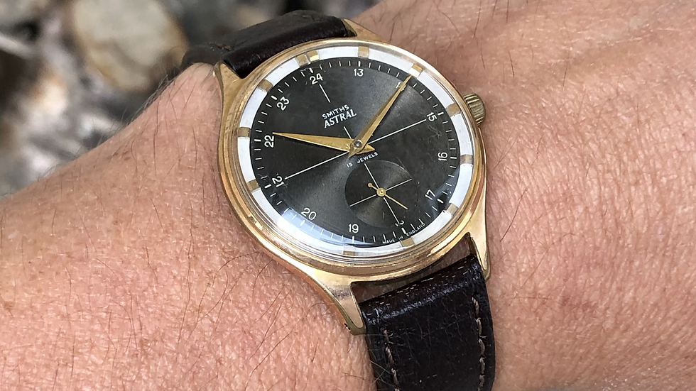 Smiths Astral 1961 'Engineers' Watch
