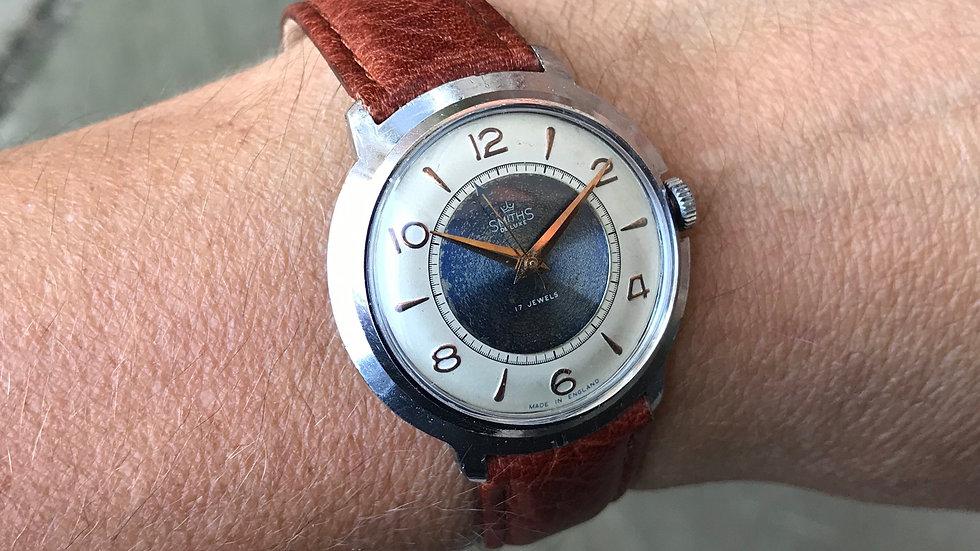Smiths Deluxe 1957 AB476 Everest Range 'Bullseye' Watch
