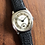 Thumbnail: Smiths Deluxe 1961 Silver Cushion ICI presentation watch