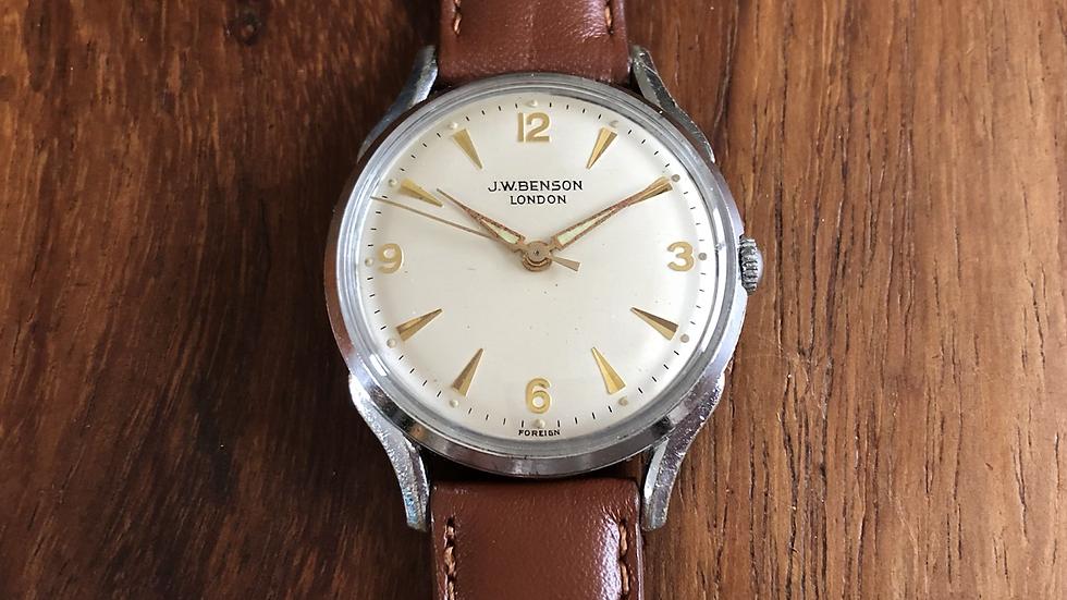 J W Benson/Laco Watch